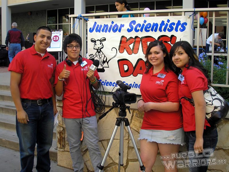 UA Jr Scientist Warrior Crew