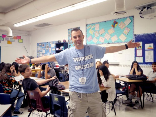 Charles Billy Campbell Math Teacher Pueblo Awarded