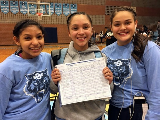 Pueblo Basketball Player Alicia Reyes Breaks Arizona Record For 3 Pointers Made In A Game